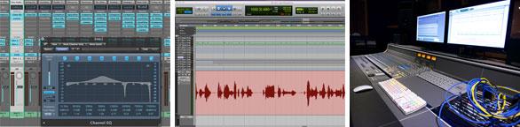 Mixing – Mastering